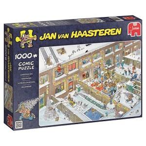 Jumbo Puzzel Jan van Haasteren 19030 Kerstavond