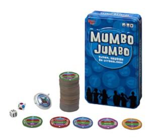 Mumbo Jumbo in blik
