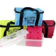 Koeltas met lunchbox