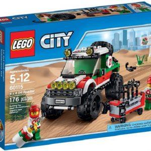 Lego City 60115