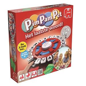 Jumbo Pim Pam Pet Het laatste woord