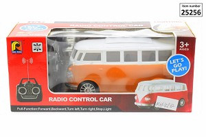 VW-bus Radio Controlled