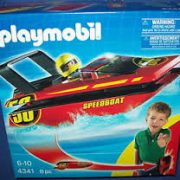 Playmobil Speedboat 4341