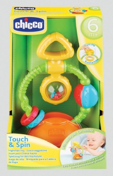 Chicco Baby Touch en Spin