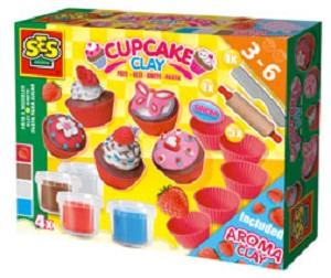 SES Cupcake maken