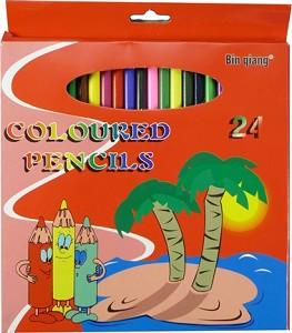 kleurpotloden 24 stuks