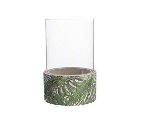windlicht glas beton