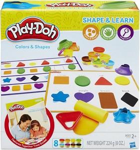 Play Doh Spelen en leren