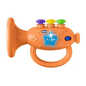 chicco muzikale trompet