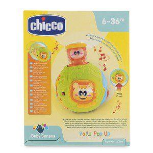 chicco pop up bal