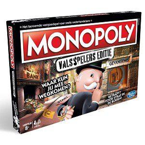 hasbro monopoly valsspelers