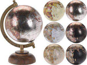 wereldbol van keramiek