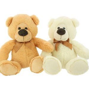 Teddybeer-met-strik-